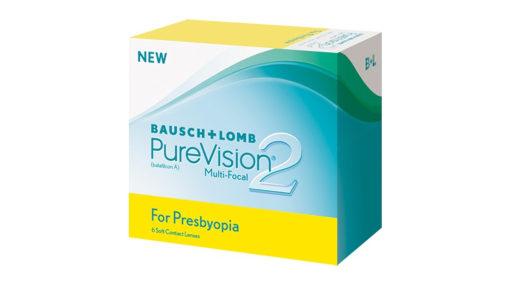PureVision 2 for Presbyopia contact lenses