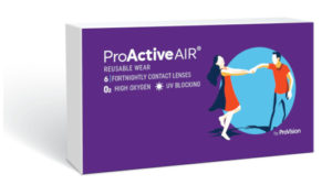 ProActive Air contact lenses