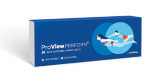 Proview Perform 1-day contact lenses