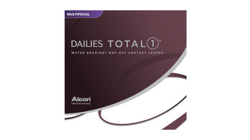 Dailies Total1 Multifocal contact lenses