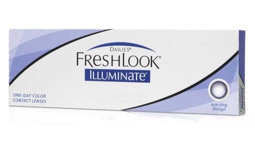 Dailies Freshlook Illuminate contact lenses