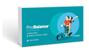ProBalance Enhance contact lenses