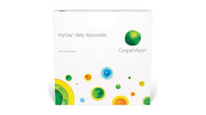 MyDay daily disposable contact lenses