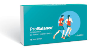 ProBalance contact lenses 3-pack