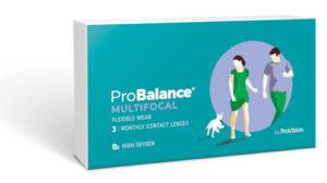 ProBalance Multifocal contact lenses