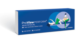 Proview Perform 1-day Multifocal contact lenses