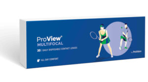 ProView 1-day Multifocal contact lenses